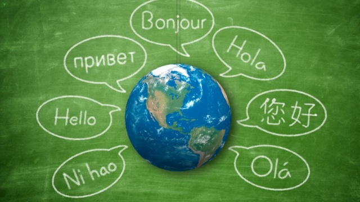 foreign language crash course through skype